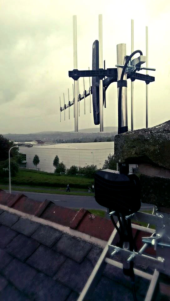 AerialGuy - Digital TV Aerial Install - Aerial and Satellite Installer