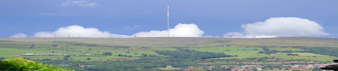 AerialGuy - Winter Hill Transmitter - Aerial and Satellite Installer