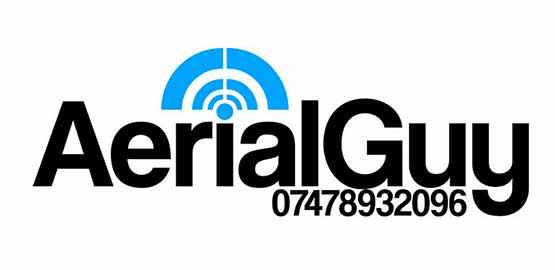 AerialGuy Logo - Aerial Installer Northwest, Lancashire, UK